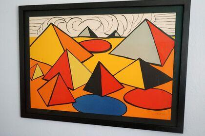 Calder: Graphic Works