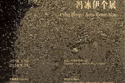 Feng Bingyi Solo Exhibition: Fool's Gold