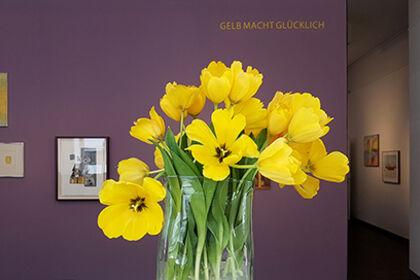 GELB MACHT GLÜCKLICH / YELLOW MAKES YOU HAPPY
