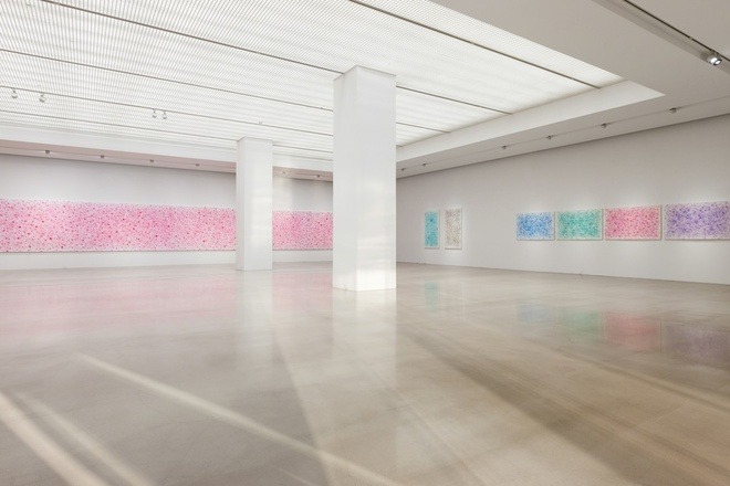 LEE Kangwook : Abstract Color and Gesture