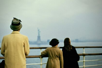 New Life in America - A Journey in Kodachrome