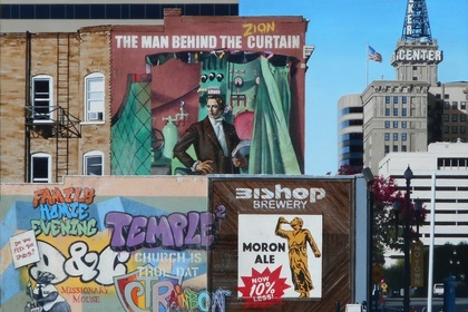 Art Behind the Zion Curtain