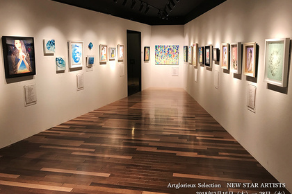 Artglorieux Selection NEW STAR ARTISTS