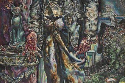 Flesh: Ivan Albright at the Art Institute of Chicago