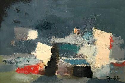 Egon Adler:  New York Abstractions