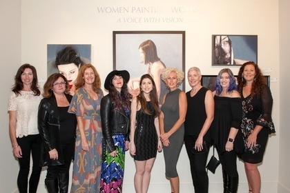 Women Painting Women : A Voice with Vision