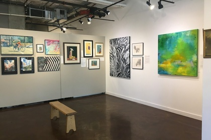 4th Anniversary Group Exhibit