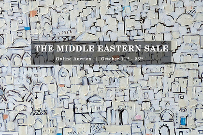 The Middle East  Modern & Contemporary Online Sale