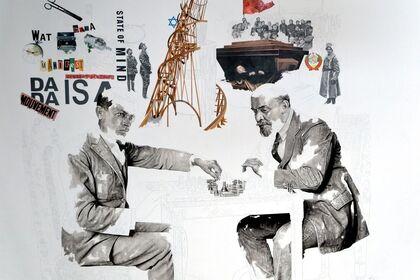 Dada & Bolshevik Revolution: Anniversary of 2 Cultural Revolutions