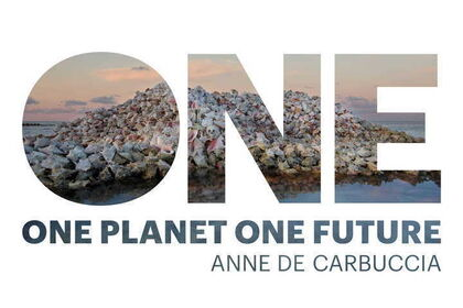 One Planet One Future - Anne De Carbuccia