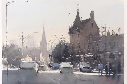 "Joseph Zbukvic ""Watercolors"""