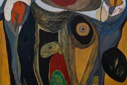 Corporeal Contemplation: Solo Exhibition by Merikokeb Berhanu