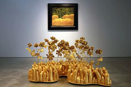 Flower Garden: Yayoi Kusama