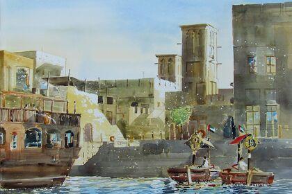 Seeking Al Seef by Martin Giesen