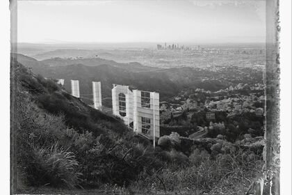Lost in L.A. - City-Portraits by Christopher Thomas