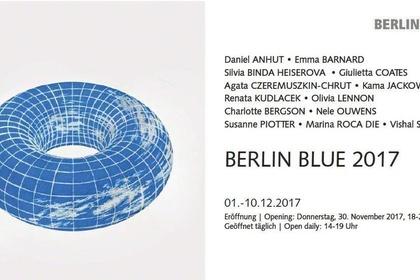 BERLIN BLUE 2017