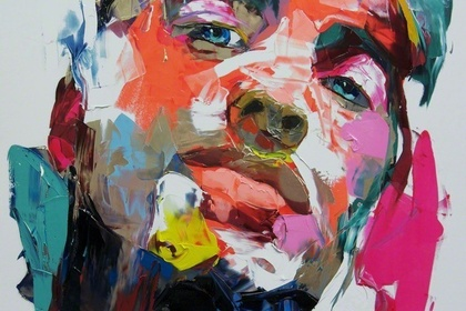 Françoise Nielly in Switzerland