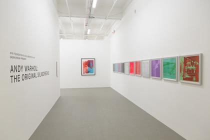 Andy Warhol: The Original Silkscreens
