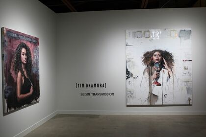 Tim Okamura 'Begin Transmission'