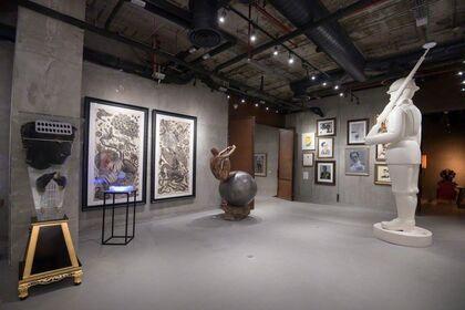 Contemporary Transformations @ Duke Contemporary Art Space
