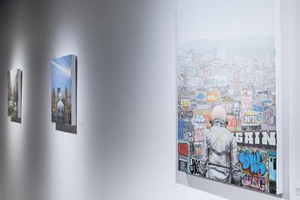 Scott Listfield Solo Exhibition