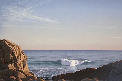 DAVID LIGARE: A Median Sea