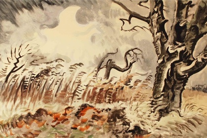 Charles E. Burchfield: Weather Event