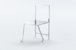 nendo's 50 Manga-Inspired Chairs Prepare to Descend Upon New York