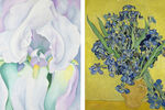 A Brief History of Flowers in Western Art