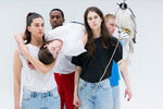 Anne Imhof Orchestrates a Performance Troupe and Her Audience through Kunsthalle Basel