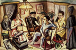 Max Beckmann's City: Prints, Pimps, and Politics in Post-WWI Berlin