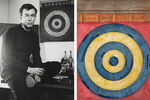 Why Jasper Johns Is an Icon of 20th-Century Painting