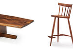 The Father-Daughter Collaboration at the Heart of the Nakashima Studio