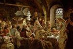 "Konstantin Makovsky: ""A Boyar Wedding Feast"""