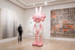 Bugs Bunny in the Round: KAWS' Playful Approach