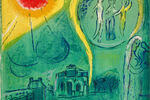 Romance, Myth, and Color in Chagall's Late Lithographs