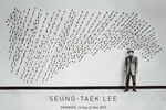 Korean Master Seung-Taek Lee Defies Conventional Notions of Drawing and Sculpture