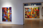 Colorist and Collagist Frank Owen Forges a New Path at Nancy Hoffman Gallery