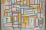 How Mondrian Went Abstract