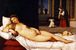 Titian and Manet: possession and ownership in painting the female nude