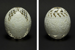 Inmate-Turned-Artist Gil Batle Channels Prison Life into Intricate Eggshell Carvings