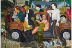Nicole Eisenman's Paintings Will Make You Laugh, Even When It Hurts
