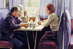 Diner Coffee and Pickup Trucks: Ralph Goings's Hyperreal Americana