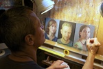 Painter Doug Safranek's Personal History with Eggs and an Ancient Medium
