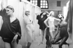 Deborah Turbeville's Revolutionary Fashion Photographs Are Anything But Pristine Clothing Displays