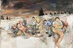 """Li Jikai's New Work Continues the """"Post-'70s Ego Generation"""" Meditations on Identity"""