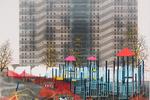 Erik Benson Fuses Architecture and Nature to Critique Urban Sprawl