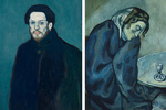 The Emotional Turmoil behind Picasso's Blue Period