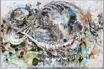 Gregory Euclide Brings His Lush, Uncontainable Art to Hashimoto Contemporary in San Francisco
