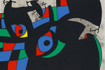 Joan Miró's Poetic Prints Layer Color and Texture